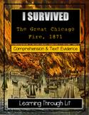 I Survived THE GREAT CHICAGO FIRE, 1871 Comprehension DIGI