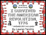I Survived The American Revolution, 1776 (Lauren Tarshis) Novel Study (35 pages)