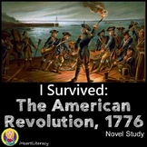 I Survived The American Revolution 1776 Novel Study