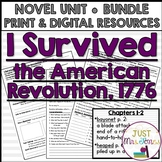 I Survived The American Revolution, 1776 Novel Unit