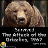I Survived The Attack of the Grizzlies 1967 Novel Study