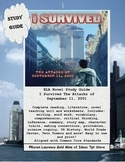 I Survived The Attacks of September 11, 2001 Tarshis Novel Study Guide Printable