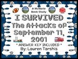 I Survived The Attacks of September 11, 2001 (Lauren Tarshis) Novel Study