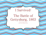 I Survived: The Battle of Gettysburg, 1863