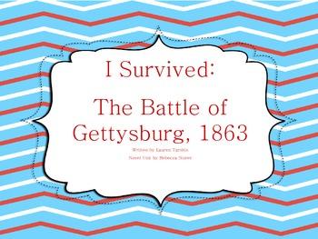 I Survived: The Battle of Gettysburg, 1863