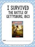 I Survived: The Battle of Gettysburg, 1863 Novel Packet