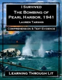 I Survived The Bombing of Pearl Harbor, 1941 - Comprehension & Text Evidence