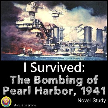 I Survived The Bombing of Pearl Harbor 1941 Novel Study