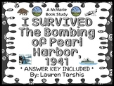 I Survived The Bombing of Pearl Harbor, 1941 (Tarshis) Novel Study (29 pages)