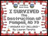 I Survived The Destruction of Pompeii, 79 A.D. (Lauren Tar