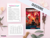 I Survived The Great Chicago Fire -44 Literal Questions {Battle of the Books}