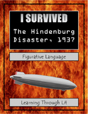 I Survived The Hindenburg Disaster, 1937- FIGURATIVE LANGUAGE Activity