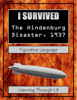 I Survived The Hindenburg Disaster, 1937- FIGURATIVE LANGU