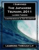 I Survived THE JAPANESE TSUNAMI, 2011 Tarshis - Comp & Text Evidence