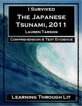 I Survived The Japanese Tsunami, 2011 - Comprehension & Te