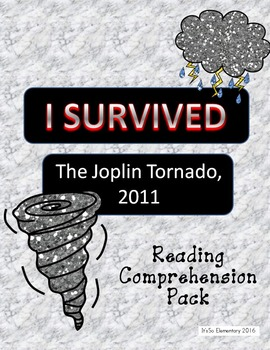 I Survived! The Joplin Tornado