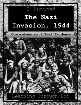 I Survived The Nazi Invasio... by Learning Through Lit | Teachers ...