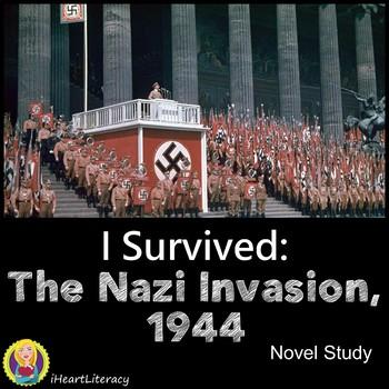 I Survived The Nazi Invasion 1944 Novel Study