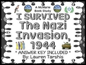 I Survived The Nazi Invasion, 1944 (Lauren Tarshis) Novel
