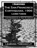 I Survived THE SAN FRANCISCO EARTHQUAKE, 1906 Comprehensio