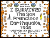 I Survived The San Francisco Earthquake, 1906 (Lauren Tars