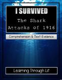 I Survived THE SHARK ATTACKS OF 1916 - Comprehension DIGIT