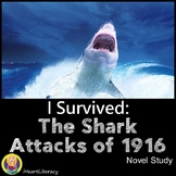 I Survived The Shark Attacks of 1916 Novel Study