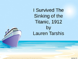 I Survived The Sinking of the Titanic 1912 PowerPoint