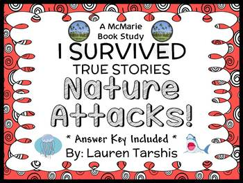 I Survived True Stories: Nature Attacks! (Tarshis) Book Study / Comprehension