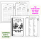 INTERACTIVE MINI-BOOK- I Survived the American Revolution, 1776-Character Traits