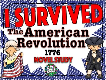 I Survived the American Revolution, 1776 Mega-Pack