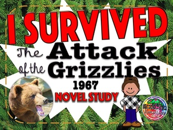 I Survived the Attack of the Grizzlies, 1967 MegaPack