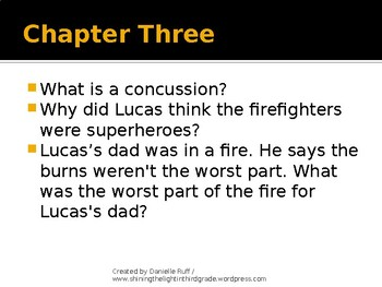 I Survived the Attacks of September 11, 2001 Power Point Questions