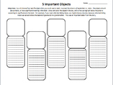 I Survived the Attacks of September 11, 2001 Worksheet