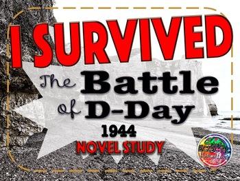 I Survived the Battle of D-Day, 1944 Mega-Pack