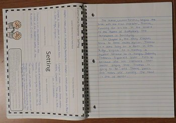 I Survived the Battle of Gettysburg, 1863 Novel Study: vocabulary, comprehension