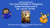 I Survived the Battle of Gettysburg 1863 (Level S) Guided Reading Lesson Plan