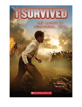 I Survived the Battle of Gettysburg Activity Packet