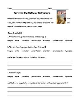 battle of gettysburg teaching resources teachers pay teachers rh teacherspayteachers com The Gettysburg Movie Questions Gettysburg 2013