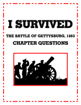 I Survived the Battle of Gettysburg- Questions