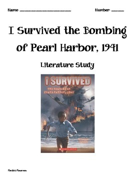 I Survived the Bombing of Pearl Harbor, 1941