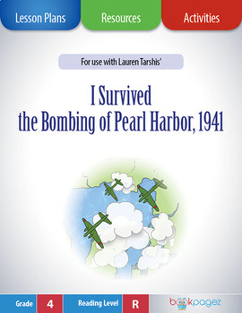 I Survived the Bombing of Pearl Harbor, 1941 Book Club - Sequence of Events