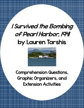 I Survived the Bombing of Pearl Harbor, 1941 Comprehension