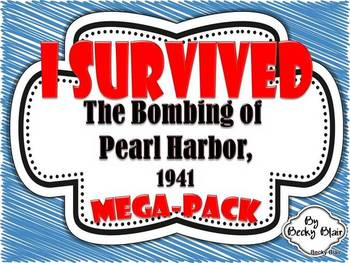I Survived the Bombing of Pearl Harbor, 1941 Mega Pack