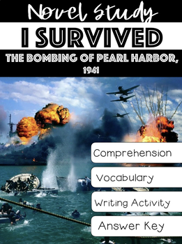 I Survived the Bombing of Pearl Harbor, 1941 Novel Study