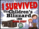 I Survived the Children's Blizzard, 1888 Mega Pack