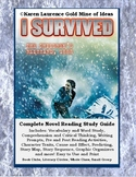 I Survived the Children's Blizzard, 1888 by Tarshis Novel Reading Study Guide