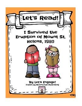 I Survived the Eruption of Mount St. Helens, 1980: Let's Read!