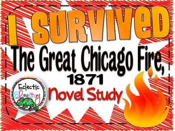 I Survived the Great Chicago Fire, 1871 Mega-Pack