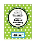 I Survived the Great Chicago Fire - Level Q Guided Reading Plan